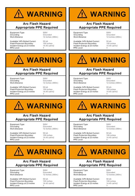 Warning Labels Templates Chemical Labels Maker Labeljoy Warning Label Template Free