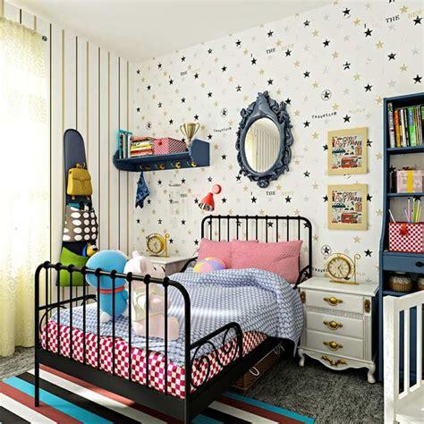 papier peint pour chambre enfant papier peint enfant quels motifs et couleurs choisir