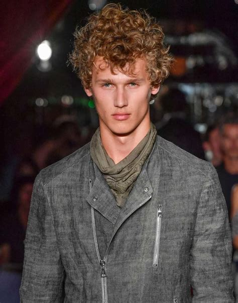 perm on men permed hair the new and unexpected hair trend for men