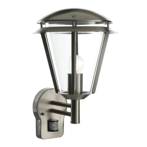 Pir Lights Outdoor Inova Pir Outdoor Wall Light The Lighting Superstore