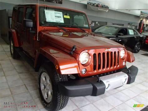 pearl jeep wrangler 2014 jeep wrangler unlimited sahara 4x4 in copperhead