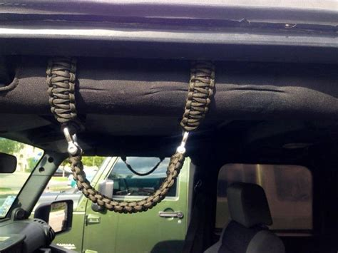 Diy Jeep Grab Handles 17 Best Images About Hacks Creative Tips And Cool Gear