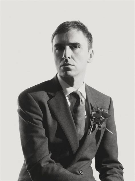 raf simons the vanguard of fashion raf simons factionless writers