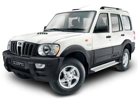 mahindra scorpio car price list mahindra scorpio s4 plus price specifications review