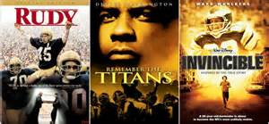 Movies For Motivation 3 Great Football Movies Pro Sports