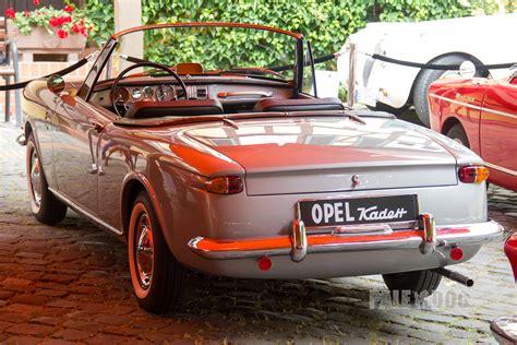 opel kadett 1960 1964 opel kadett a italsuisse spider rear view 1960s