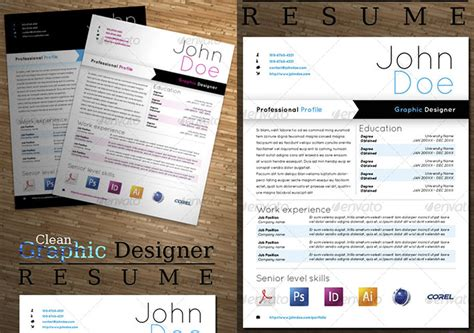 Plantillas De Curriculum Indesign Las 40 Mejores Plantillas Editables Para Curriculums Creativos Magical Studio