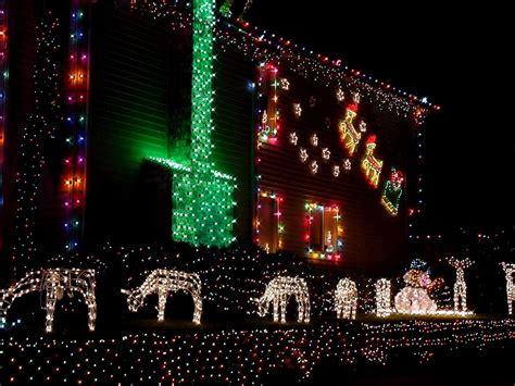 oregon portland christmaslights 7 christmas landscapes