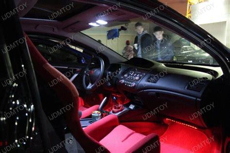 car interior led light strips led lights ijdmtoy for automotive lighting