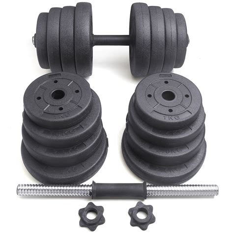 free weights and bench set 2x dumbbell free weights dumbells set gym bench barbell