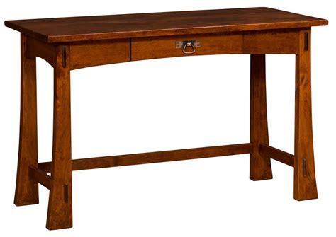 amish modesto mission writing desk