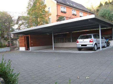 aus carport garage machen 12 besten carport flachdach ger 228 teschuppen stahl
