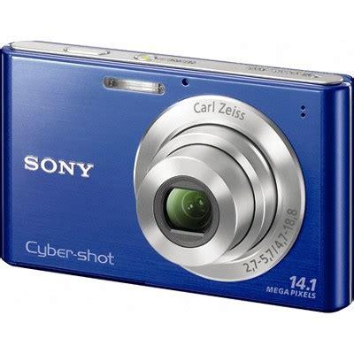buydig.com sony cyber shot dsc w330 14mp blue digital camera