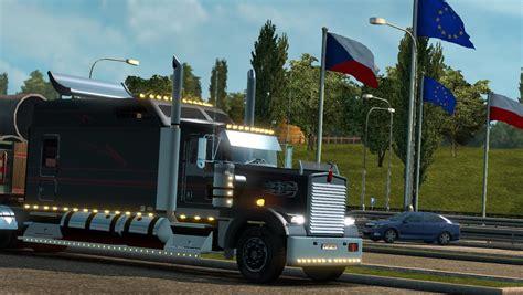 kenworth  long  truck euro truck simulator  mods