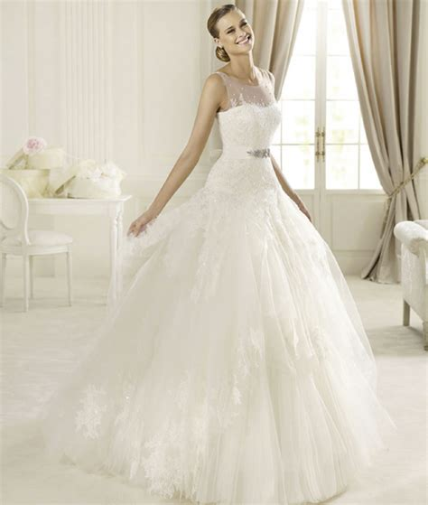 honey buy pronovias romantic 2013 wedding dresses