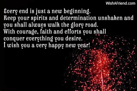 greeting end of year new year wishes