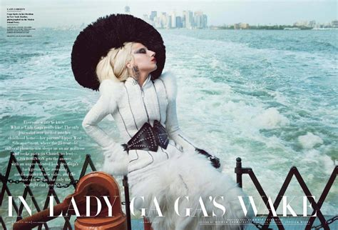 Vanity Fair by Gaga Covers Vanity Fair Magazine January 2012 Issue Hawtcelebs Hawtcelebs