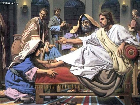 parable of the dinner jesus with the sinful
