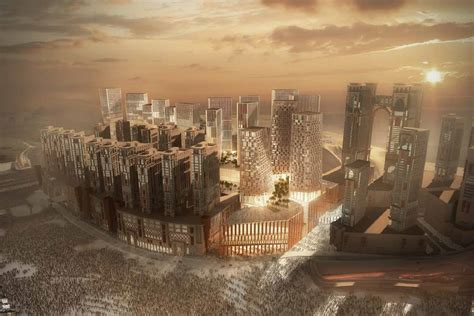 The Jabal Omar Development Project - BuroHappold Engineering Five Pillars Of Islam Hajj