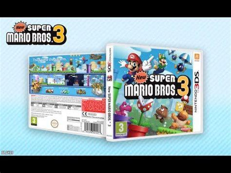 new super mario bross 3 + download youtube