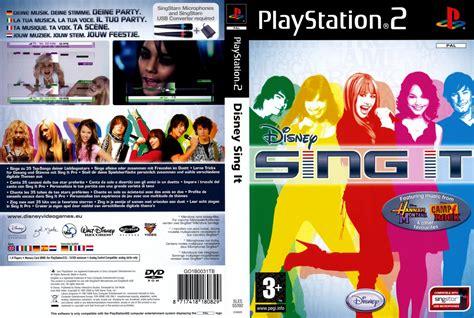 Sing It disney sing it capas de dvd capas para dvd