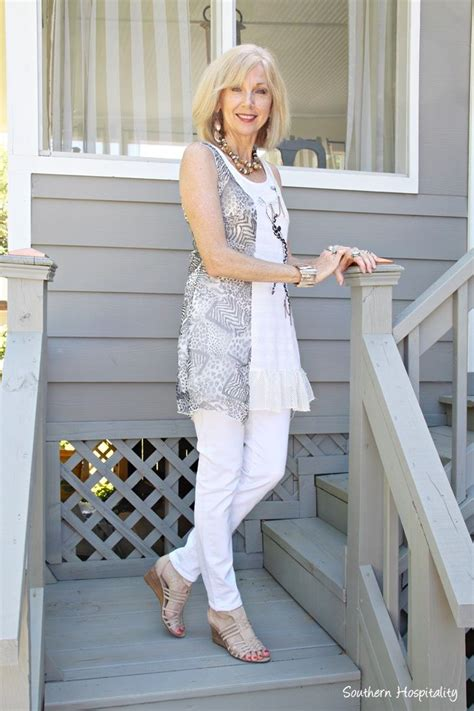 basic spring wardrobe for over age 50 fashion over 50 casual summer clothes casual summer and
