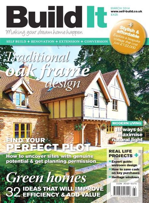 build it home improvement magazine march 2014