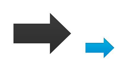 free 2 shape arrows vector psd titanui arrow icon 12 psd png psd icons