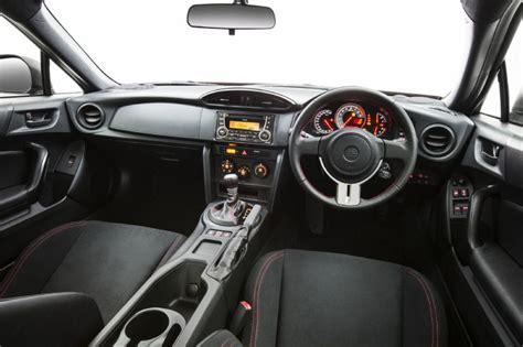 Toyota Gt Interior 2015 Toyota 86 Now On Sale Gets Suspension Updates
