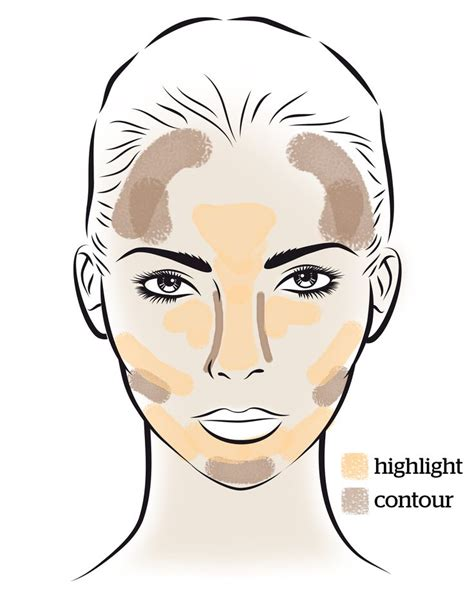 where do you put your makeup on 25 best ideas about heart shape face on pinterest
