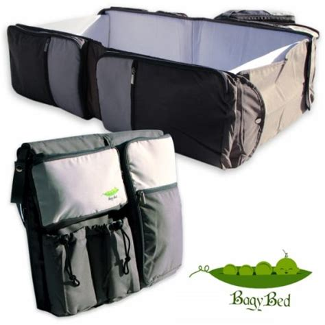 Portable Bassinet Diaper Bag Convertible Into Changing Bassinet Changing Table