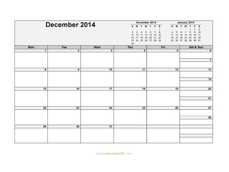 december calendar templates december 2014 calendar blank printable calendar template