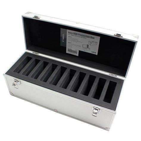 drive storage hard disk drive hdd protection storage case box aluminum i