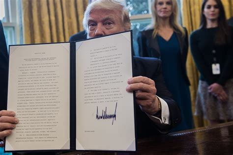 Executive Order how to stop president trump s horrifying executive orders