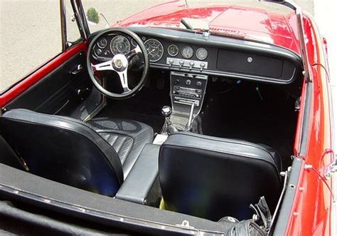 nissan roadster interior bat exclusive black plate 1966 datsun roadster bring a