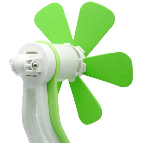 Kipas Usb kipas angin usb uf017 green jakartanotebook
