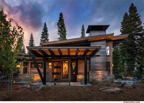 25 best ideas about modern mountain home on