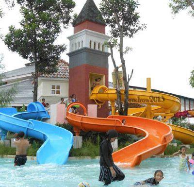 Waterpark Karawang Promo Murah Kolam Renang E Tiket harga tiket masuk venetian water carnaval bekasi wahana
