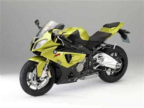Bmw Motorcycle Yellow by 2009 2014 Bmw S1000rr Yellow Gold Fairings S1000rr 8