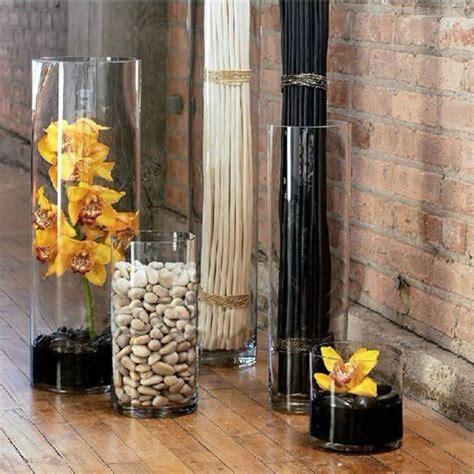 vasi vetro economici decorativi tavolo alto a buon mercato vasi di vetro