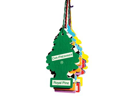 pine tree air freshener decoration who made those trees air fresheners the new york times
