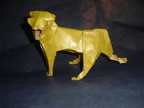 Origami Cheetah - the world s best photos of cheetah and origami flickr