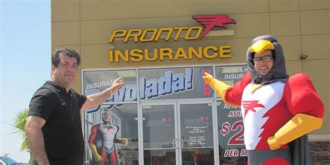 pronto insurance franchise information