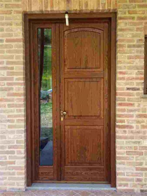 portoncini ingresso in legno prezzi foto portoncino ingresso legno e vetro di steel metal srl