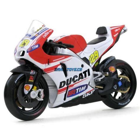 Terbaru Miniatur Maisto Ducati Andrea Iannone Motogp Miniatur Motor maisto ducati desmosedici motogp15 andrea iannone