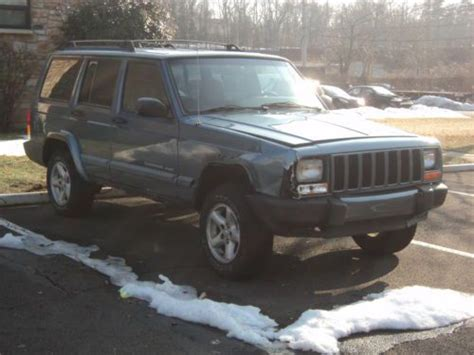 1999 Jeep Sport Parts Find Used 1999 Jeep Sport 4x4 Mechanic Special