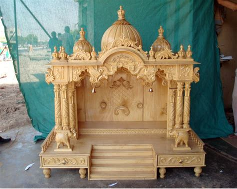 wooden temple in kareli baugh vdr vadodara ancient