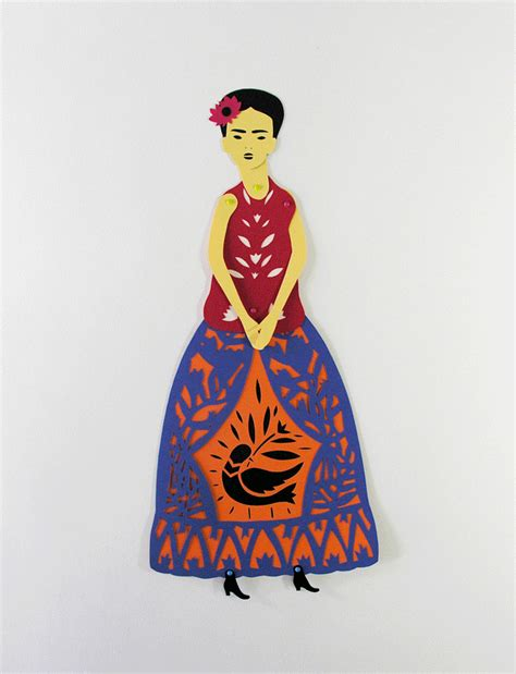 frida kahlo paper dolls introducing a diy frida kahlo paper doll all about papercutting