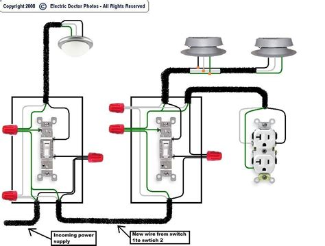 attic fan thermostat wiring diagram wiring diagram and