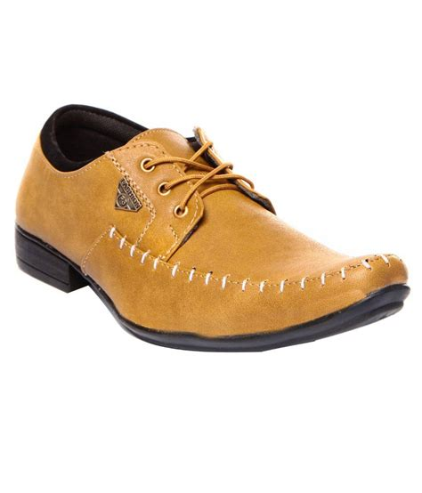 trilokani fancy beige casual shoes for price in india
